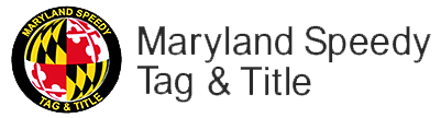 maryland speedy tag and title